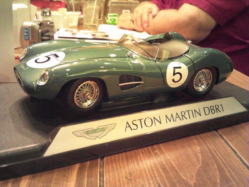 Club Meeting September 10 2011 Table Top Model Car Club